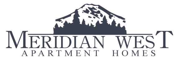 Meridian West logo